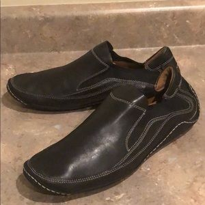Cole Haan G Series Leather Loafers